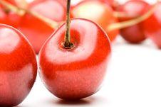 Free Fresh Cherry Stock Photography - 5924432