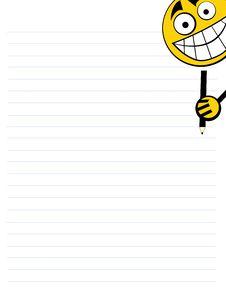 Free Happy Sheet Stock Image - 5924671