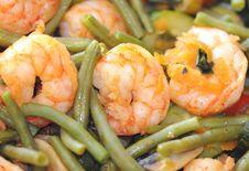 Free Close Up Of Shrimps Stock Photo - 5924770