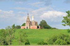 Free Russian Church Royalty Free Stock Photo - 5925105