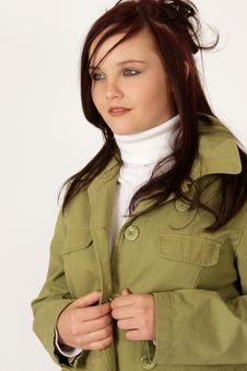 Free Jacket Royalty Free Stock Photos - 5925108