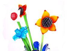 Free Crystal Sun Flower Royalty Free Stock Image - 5925186
