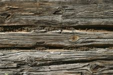 Free Wooden Wall Stock Photography - 5925822