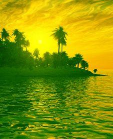 Free Beautiful Sunset Stock Photos - 5926243