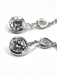 Free Earring Royalty Free Stock Image - 5926736