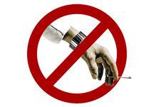 Free No Smoking Stock Images - 5927214