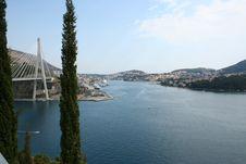 Free Dubrovnik On Edge I Stock Image - 5928061