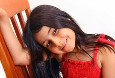 Free Pretty Child Royalty Free Stock Photo - 5929415