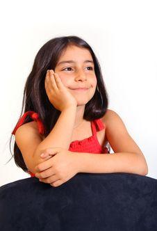 Free Pretty Child Royalty Free Stock Image - 5929536