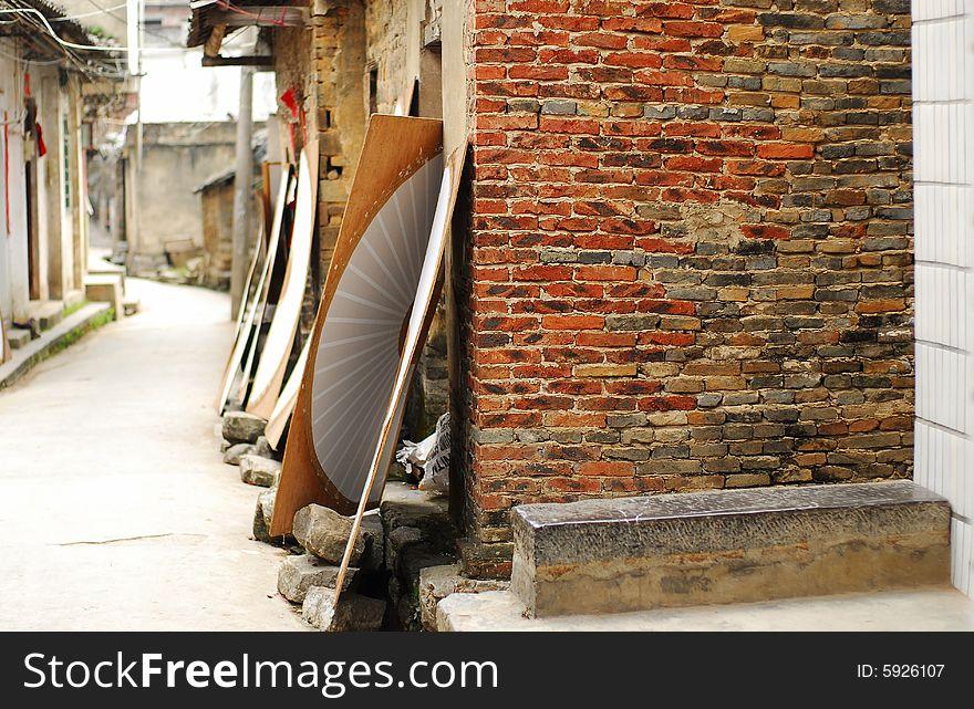 Old street of Fuli