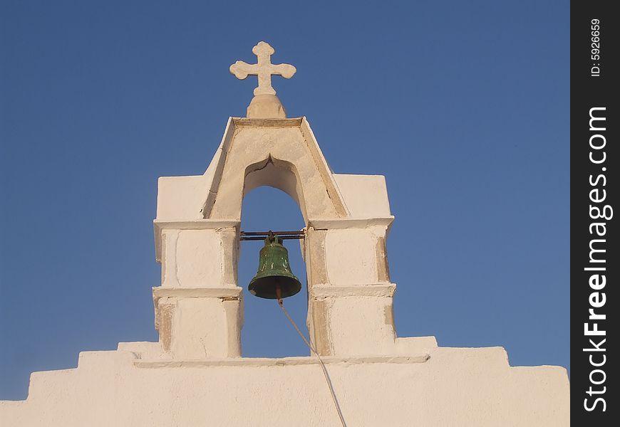 Greek Bell Tower