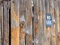 Free No Parking Stock Photo - 5932410