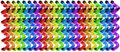 Free Rainbow Glass Spiraled Pattern Stock Images - 5934054