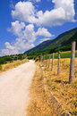 Free Abruzzo Country Road Royalty Free Stock Image - 5939236