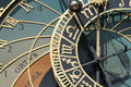 Free Old Astronomical Clock In Prague Stock Image - 5939381