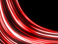 Free Red Flowing Abstract Background Royalty Free Stock Images - 5939719