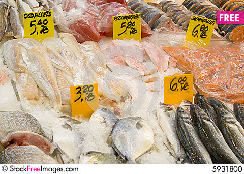 Fish for sale free stock photos images 5931800 for Stock fish for sale