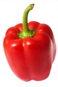 Free Sweet Red Pepper Stock Photo - 5930140
