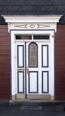 Free Door Royalty Free Stock Image - 5930546