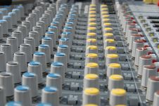 Free Music Mixer Stock Photos - 5931223