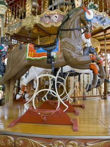 Free Merry-go-round Stock Photography - 5931972