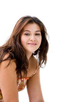 Free Beautiful Latina Royalty Free Stock Images - 5932089
