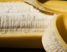 Free Closeup Banana Royalty Free Stock Image - 5932536