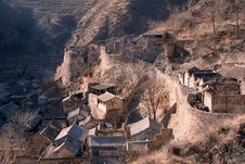 Free Village House Of North China Stock Photography - 5933952