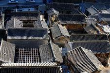 Free Village House Of North China Stock Photo - 5934010