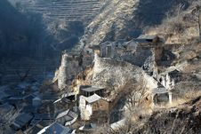 Free Village House Of North China Royalty Free Stock Images - 5934029