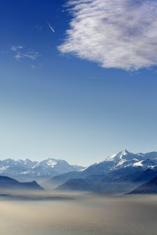 Free The Alps Stock Photography - 5934462