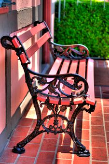Free Park Bench Stock Photo - 5934550