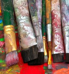 Free Paint Royalty Free Stock Photo - 5934685