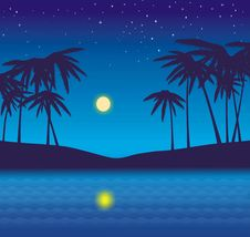 Free Tropical Zone Tour Scenery Stock Image - 5935051