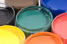 Free Oilpaint Stock Photography - 5935122