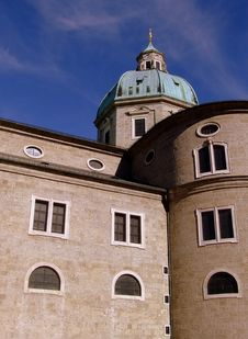 Free Salzburg Church Stock Image - 5935671