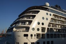 Free Vessel For Cruises Stock Photography - 5935812