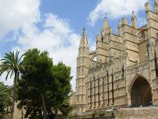Free Cathedral In Palma De Mallorca Royalty Free Stock Photo - 5937315