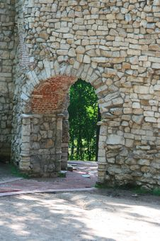 Free Old Stone Wall Royalty Free Stock Photography - 5937317