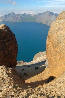 Free Mountain Lake Stock Image - 5937701