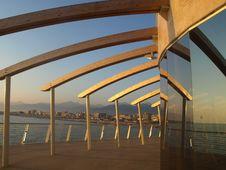 Free Dock Of Lido Di Camaiore Stock Image - 5938131