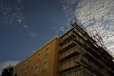 Free Building And Sky Stock Image - 5938491