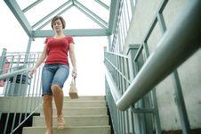 Free Urban Woman Stock Image - 5938541
