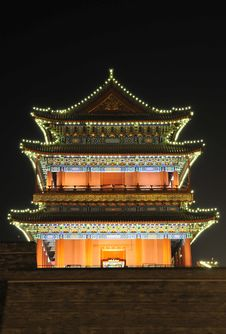 Free Chinese Ancient Building Stock Photography - 5938752