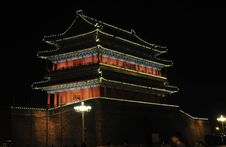 Free Chinese Ancient Building Royalty Free Stock Images - 5938809