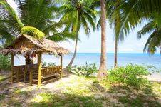Free Tropic Hut Stock Images - 5938954