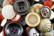 Free Sewing Buttons Stock Photos - 5939353