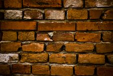 Free Wall From Bricks Royalty Free Stock Photo - 5940195