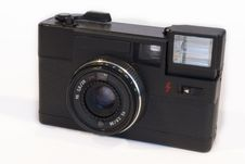 Free Old Film Camera Stock Photography - 5940402