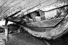 Free Ship Wreckage Royalty Free Stock Photo - 5940635